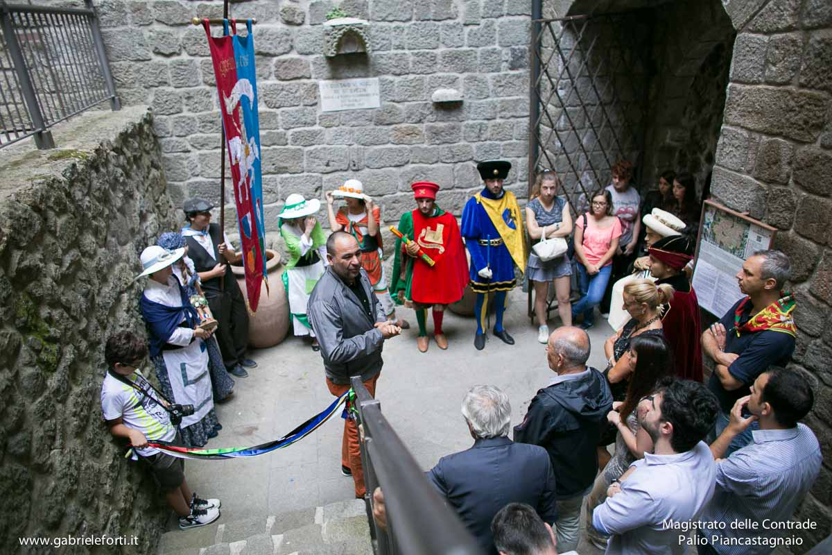 Giostre, Quintane e Palii - Rocca Aldobrandesca