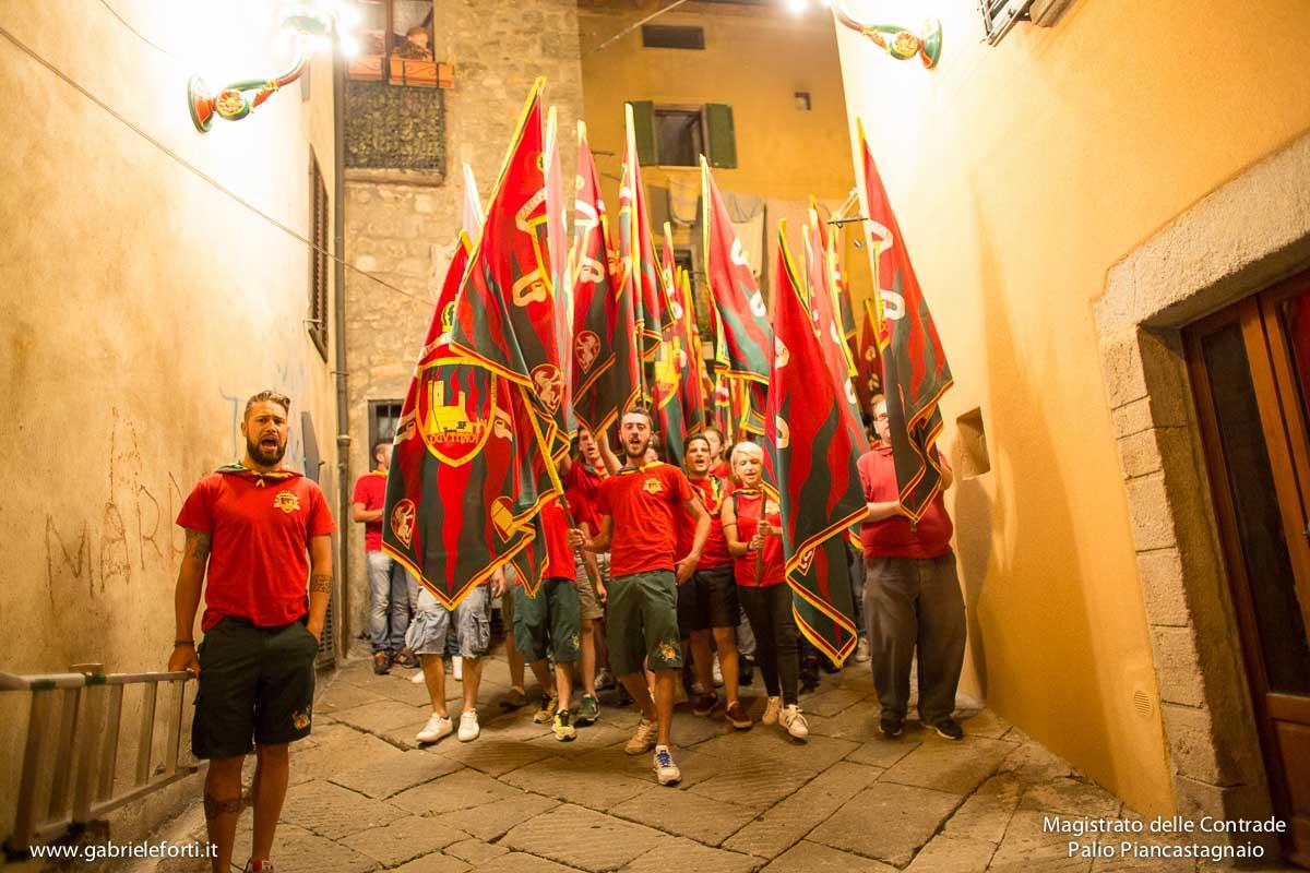 Notte delle Bandiere 2016