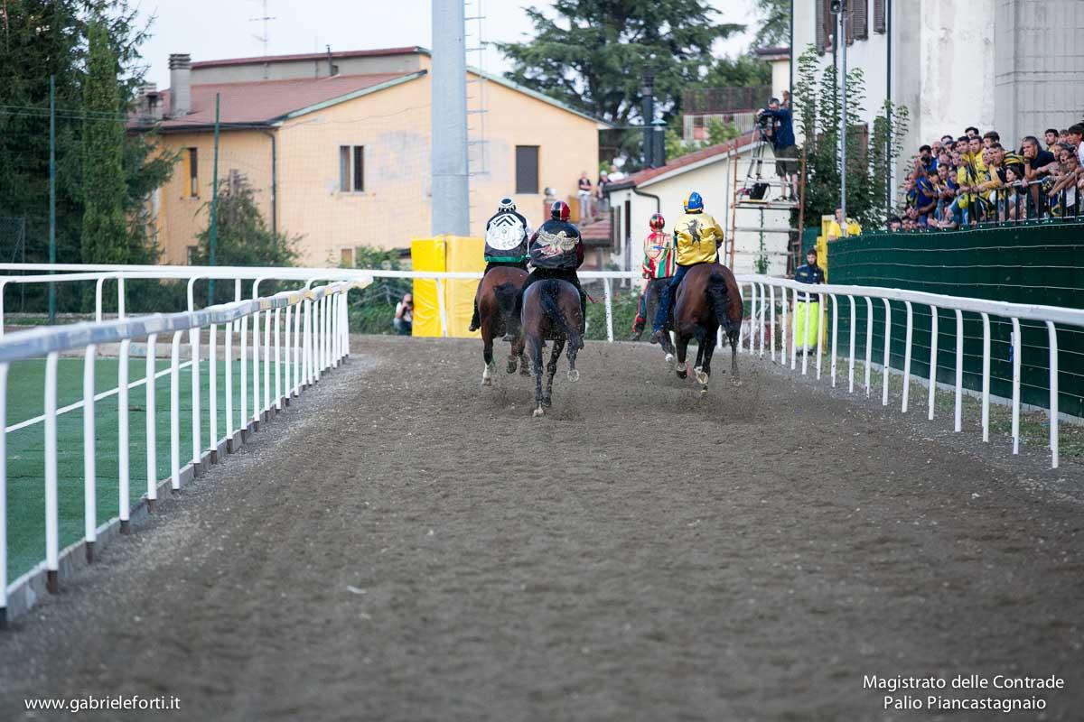 Corsa Palio Piancastagnaio 2016